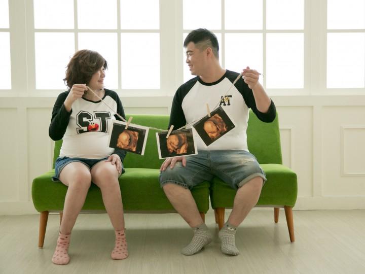 法鬥攝影棚 孕媽咪 台北攝影