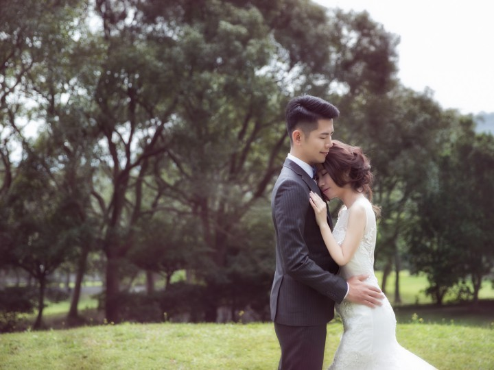溫開水攝影 台北自助婚紗