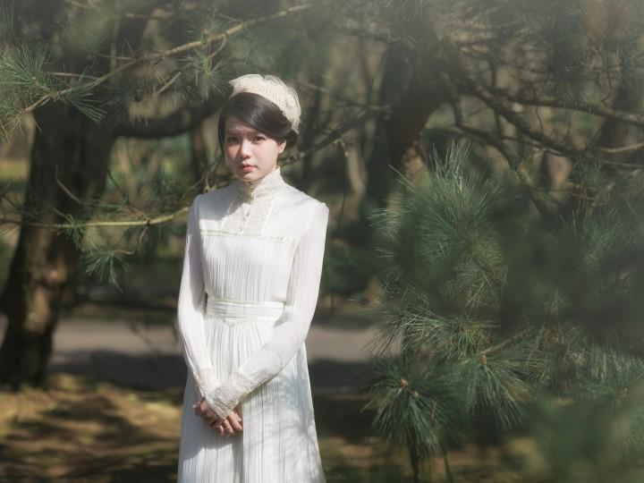 古董婚紗 自助婚紗