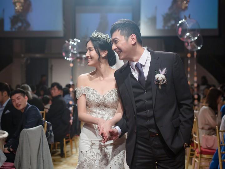 婚攝六便士攝影團隊 伊林模特兒婚禮